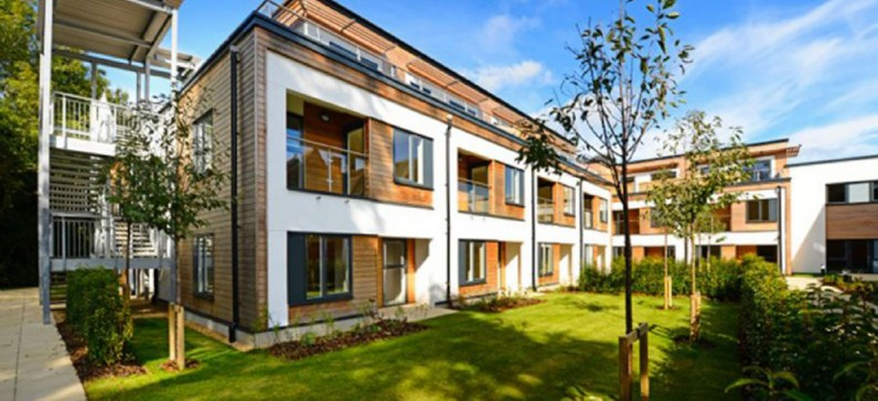 Accord architecture wispers carehome haslemere Nursing home architecture